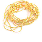 "Wholesale 5PCS 16-30"" Jewelry 18K Yellow GOLD Filled Snake Necklace GF Chains"
