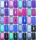 Samsung Mega 5.8 / I9150 / i9152 Phone Case WITH BUILT IN SCREEN PROTECTOR