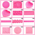 Silicone Mould Mold Ice Cube Chocolate Cake Cupcake Muffin Soap Candy Molds New