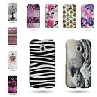 For Motorola Moto E Hard Plastic Design Cover Phone Case Shell Accessory
