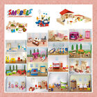 Doll Furniture Wooden Dolls House Furniture Doll Accessories Doll Furniture