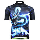 Ferrand-New Cycling Riding Suit Set-Coolmax Short Sleeves Bike Jersey-Snake