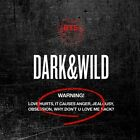 BTS-[DARK & WILD] 1st Album CD+120p PhotoBook+2p PhotoCard+Gift K-POP Sealed