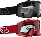 Fox Racing Boys AIRSPC Goggles with Clear Lens 2014