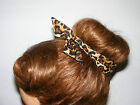 HANDMADE TO ORDER Wired BUN WRAP Leopard Tattoo Monster Cherries Sugar Skull Tie