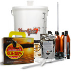 Woodfordes Complete Micro Brewery Home Brew Beer Making Starter Kit CHOICE