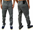Mens Humor Jeans Designer Black Label Dean Pants Trousers Tapered Fit Chinos