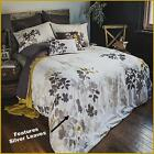 Bambury Ivy Quilt Cover Set Queen/King Duvet Bedding Cushion Included SALE