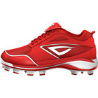 3N2 Rally PM TPU Baseball Cleat Mens Red