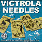 1,000 PHONOGRAPH NEEDLES for gramophone phonograph victrola 78rpm records NEW