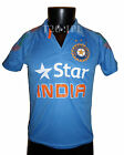 DEFECTED India Team Cricket Jersey 2014 2015 Indian shirt IPL ODI, T20 Star