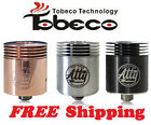 Tobeco ATTY TOBH V2 22mm Atomizer RBA RDA Clone * Pick your Color FREE SHIPPING!
