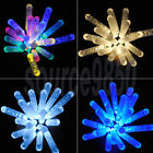 20D 5M LED Solar Bubble Stick Powered Fairy String Lights Garden  Xams Lighting