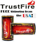 TrustFire 18350 3.7v Li-ion Rechargeable 1200mAh Protection Battery - MOD - New!