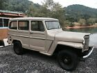 Willys+%3A+Overland+Wagon+Beige