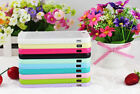 New Soft Silicone Rubber Protective Back Case Cover For Apple IPhone 4/4S 5/5S