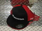 FACTORY EFFEX Honda RACING HORIZONTAL ADULT HAT