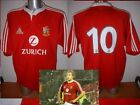 British Lions Jonny WILKINSON Sizes S M L Rugby Union Top Shirt Jersey Adidas