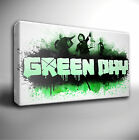 GREENDAY MUSIC GICLEE CANVAS WALL ART PRINT *Choose your size