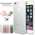 "Genuine Spigen iPhone 6 (4.7"") Air Skin 0.4mm Soft Case Cover Super Slim UNPKG"