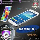 Real Tempered Glass Film Screen Protector for Samsung Phone Cover Various Model