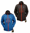 RRP£89.99 TRESPASS MENS LIGHTWEIGHT WATERPROOF BREATHABLE JACKET WITH HOOD TLptn