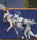 Tori Hunter Leaps Fence with Ichiro All Star Game 8x10 11x14 12x18 Photo AD453