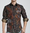 Robert Graham Fulton Limited Edition Embroidered Shirt Large Only 311 Made $540