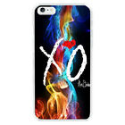 The Weeknd XO Unique Pattern Hard Cover Case For Apple iphone 6 /6 Plus