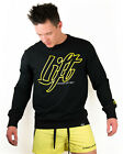 Strong Liftwear Lift Sweater mens jumper long sleeve gym bodybuilding