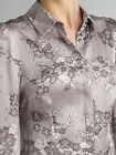 Episode designer silk lace print blouse UK 8 10 12 14 16 18 Brand New rrp £75