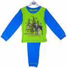 Boy's Official Disney FROZEN Up for Adventure 100% Cotton Pyjamas 12 mths- 4 yrs