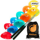 Henry's Beach Free-Hub Bearing Diabolo with Metal Diablo Sticks & Carry Bag