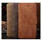 iPhone 6 & iPhone 6 Plus Worn Suede Effect Wallet Case With Stand