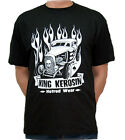 Timeless Clothing USA HOT ROD MENS flames Shirt punk hot rod wear rat rod garage