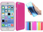 Fashion Ultra Thin Slim Matte PP Back Cover Case Skin For 4.7 Inch iPhone 6