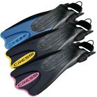 Cressi Palau SAF Strap Snorkel & Swim Fins - Adult Sizes Colors Available - NEW