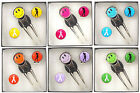 Lady Golfers Pitch Repairer,  HatClip and Ball Marker Gift Set