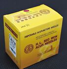 NEW HAENG-LIM Disposable Acupuncture Needle 1000 pcs Spring Handle BEST-PRICE