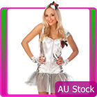 Tin Man Costume Wizard of Oz Storybook Halloween Fairytale Fancy Dress Outfit