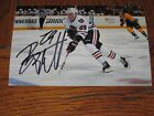 BRYAN BICKELL AUTOGRAPHED CHICAGO BLACKHWAKS 4X6 PHOTO # 1