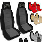 2004 to 2012 Ford Ranger Seat Covers 60-40 Seats with Solid Armrest