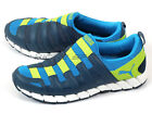 Puma Osu V4 Blue-Lime-Blue Sportstyle Running Shoes Mens Sneakers 2014 187306 02