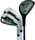 Progen Chromo Hybrid Irons - Steel Shaft - 3h-sw - 2014