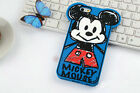 Cute 3D Disney Cartoon Soft Silicone Rubber Case Cover For iPhone 6 4.7 inch