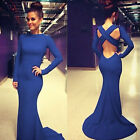 New Sexy Women Masquerade Prom Ball Cocktail Party Dresses Formal Evening Gown