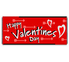 Hearts and Arrows Valentine's Day Personalized Candy Bar Wrappers
