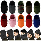6 in 1 BALACLAVA Winter Face Hats Thermal Fleece Hood Police Swat Ski Rider Mask
