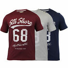 Mens T Shirt Top South Shore Crew Neck Short Sleeved Print 68 Fashion Summer New