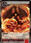Regno del Re Drago - Realm of the Dragon King FoW Force of Will TAT-033 R Eng/It